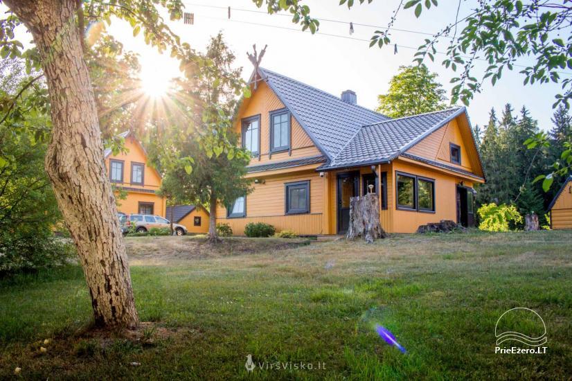 Lauku sēta Ignalinā Premium Villa - 4