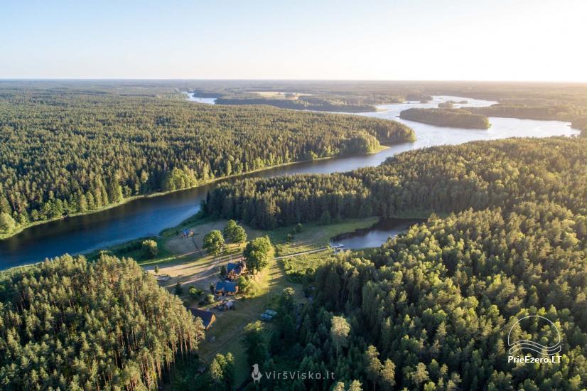 Lauku sēta Ignalinā Premium Villa - 3