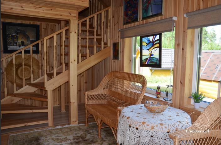 Lauku sēta Ignalinā Premium Villa - 9