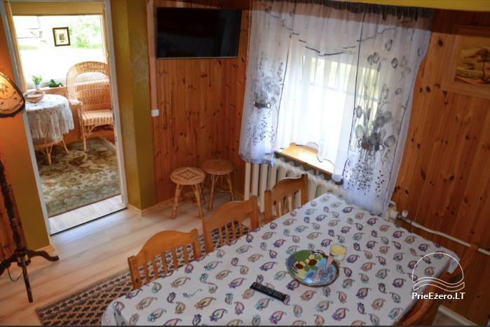 Lauku sēta Ignalinā Premium Villa - 11