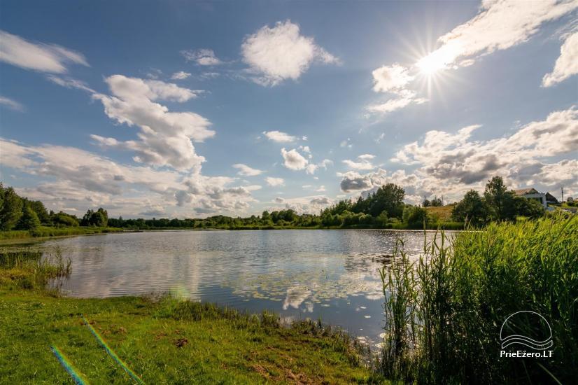 Lugne House - lauku sēta Traķu reģionā pie ezera - 3