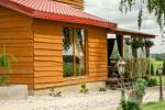 Lauku sēta Didvejo ar dīķi pagalmā - 10