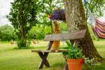 Lauku sēta Didvejo ar dīķi pagalmā - 11
