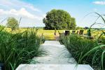 Lauku sēta Didvejo ar dīķi pagalmā - 6