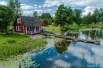 Lauku māja rajona Zarasai pie ezera Neceskas - 5