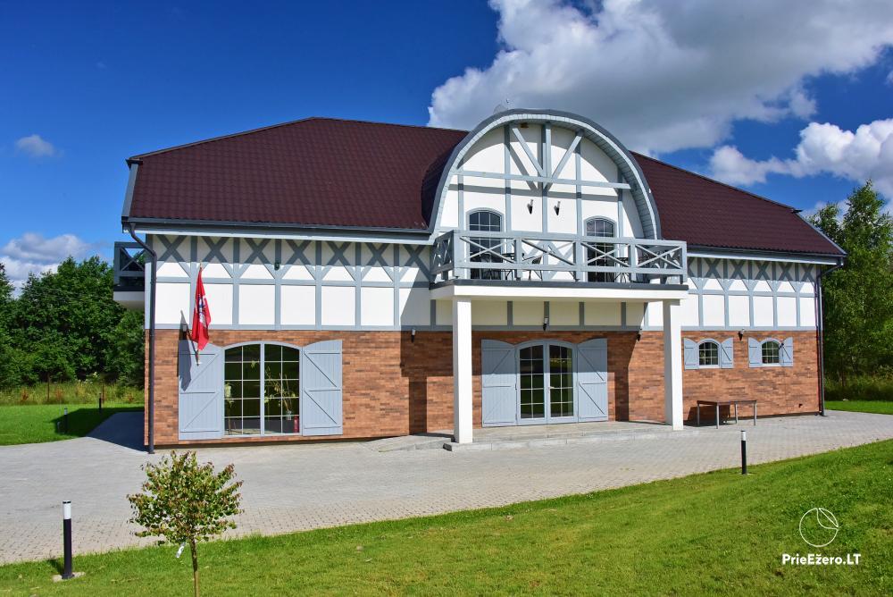 4aktīvs - veselības centrs netālu no Viļņas sportam, svinībām, pasākumiem - 4