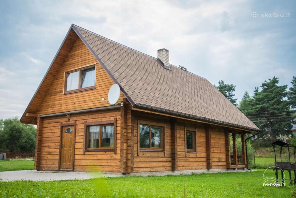 Lauku sēta Sumsko Viļņas reģionā, Lietuvā - 3