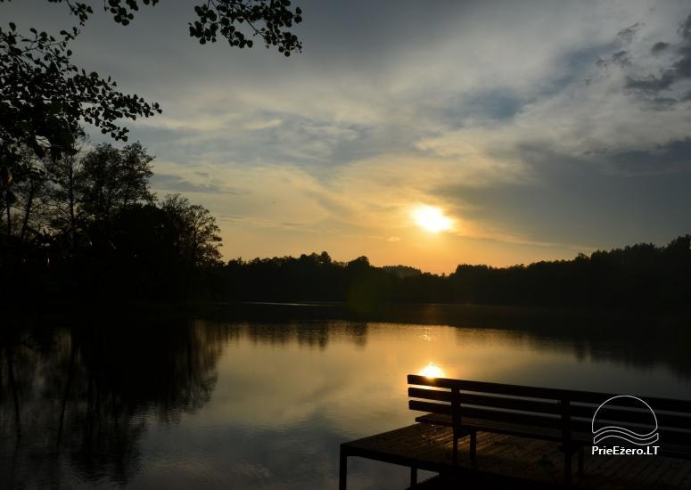 Mājīga neliela vasaras māja ezera krastā mierīgai atpūtai - 6