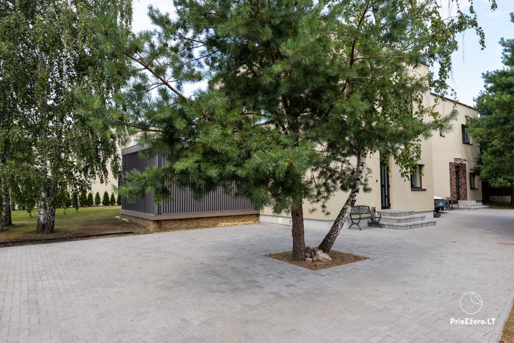 Izīrē dzīvokli Druskininkos pie Nemunas upes - 3