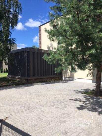 Izīrē dzīvokli Druskininkos pie Nemunas upes - 44