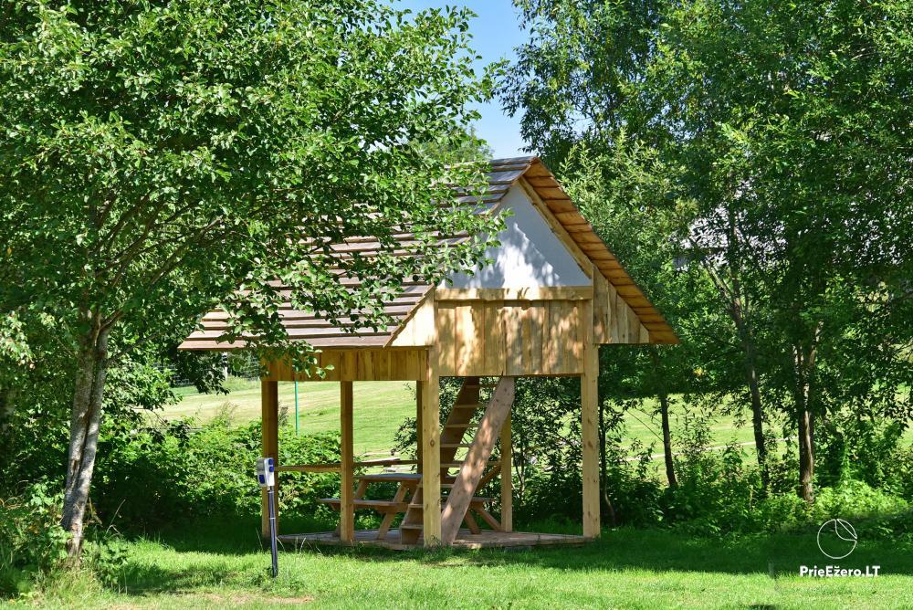Lauku sēta Prie Vencavų malūno - 25