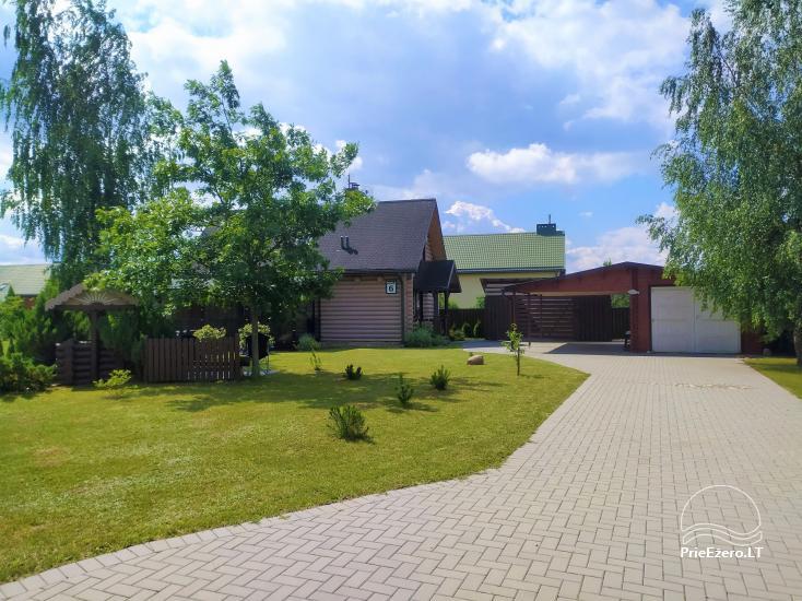 Villa The Sun ģimenes atpūtai Druskininkos - 2