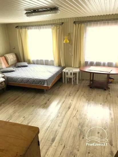 Izīrē istabu Palušes ciematā - 2