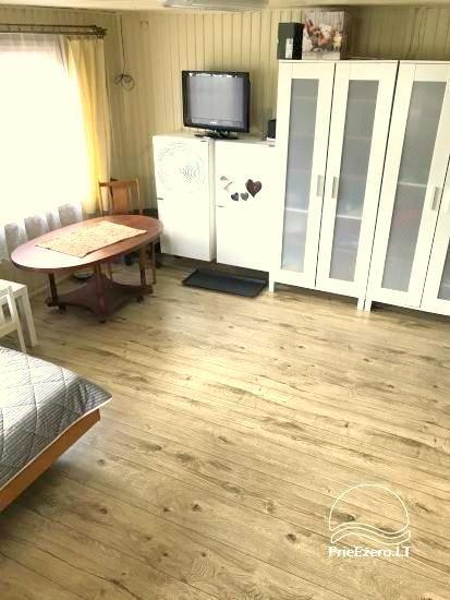 Izīrē istabu Palušes ciematā - 4