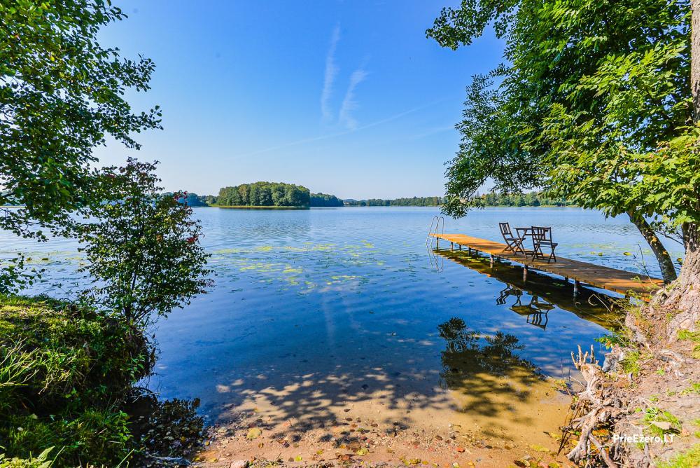 Brīvdienu māja ezera krastā Volungė - 14