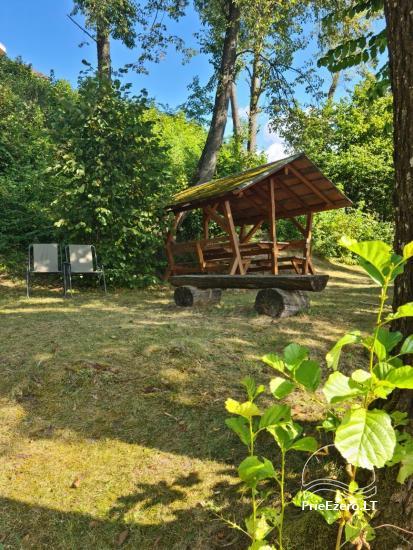 Brīvdienu māja ezera krastā Volungė - 29