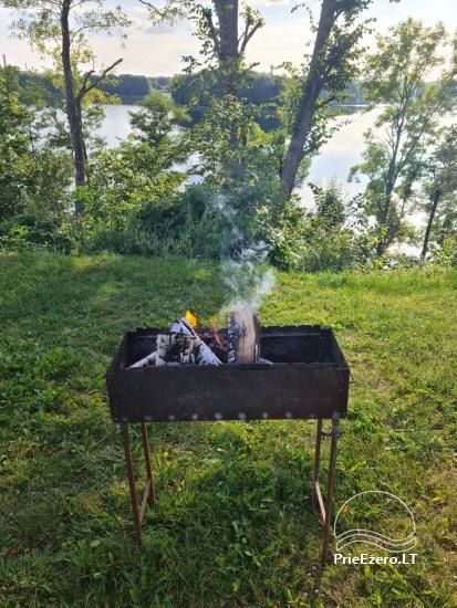 Brīvdienu māja ezera krastā Volungė - 31