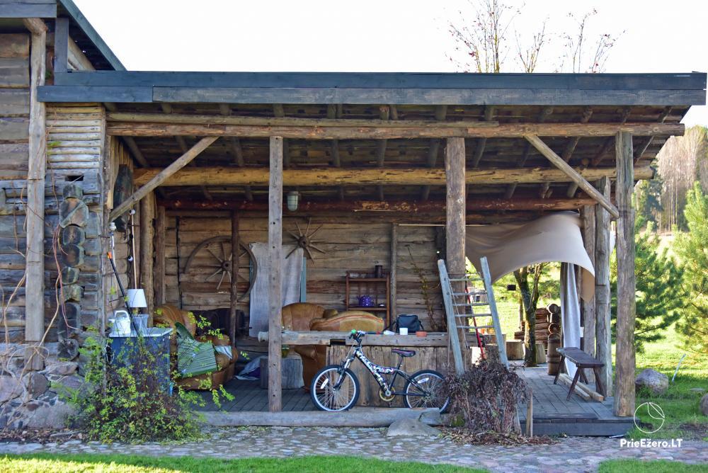 Lauku mājas Vienkiemio oaze - 18