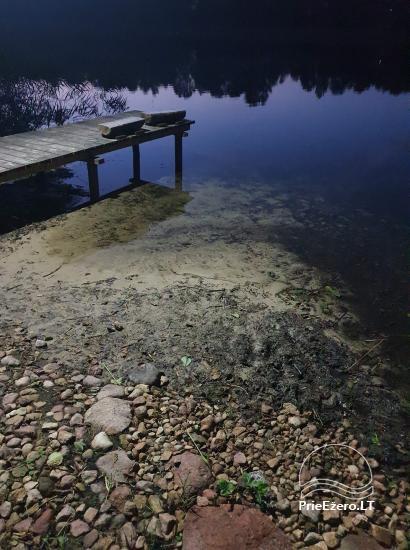 Privāts īpašums Lazdijai. pie Gailiekas ezera Sandų sodyba - 38