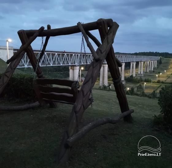 Lauku sēta Pie tilta Raseiniu reģionā pie Dubysas upes - 4