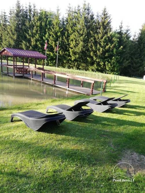 Lauku sēta pie Raša ezera - 43