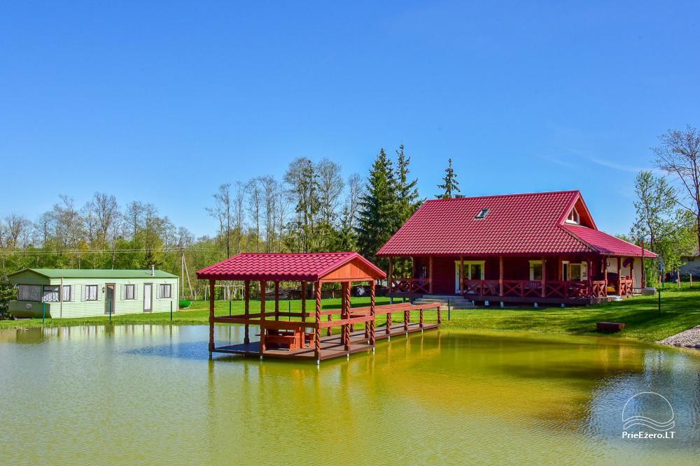 Lauku sēta pie Raša ezera - 1