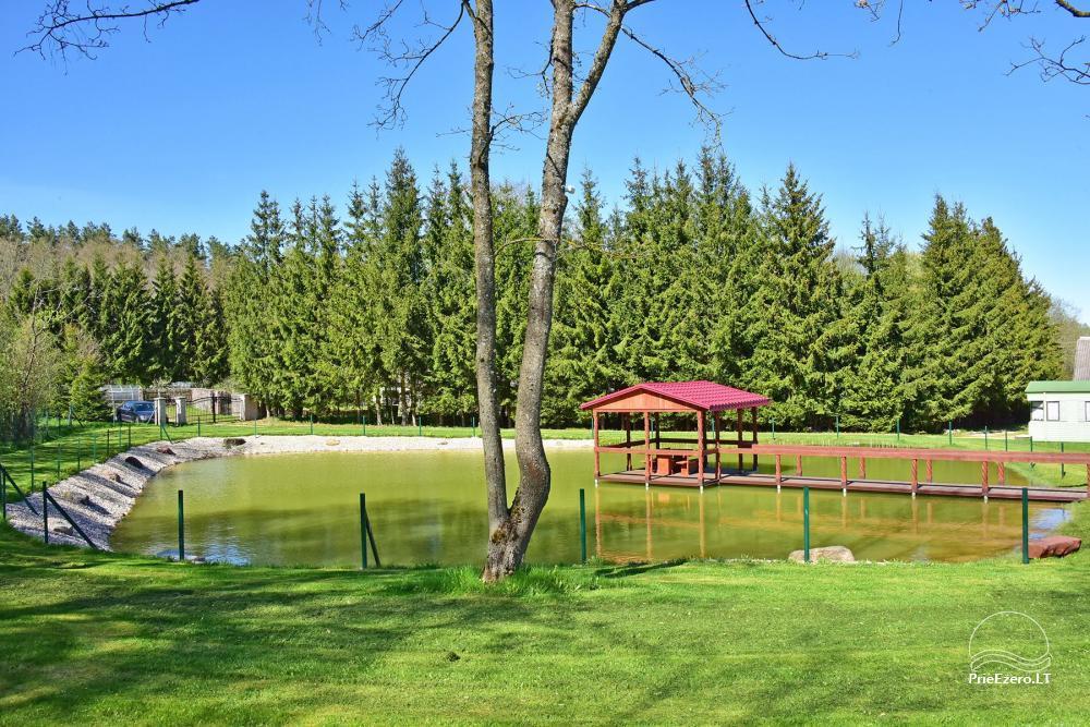 Lauku sēta pie Raša ezera - 3