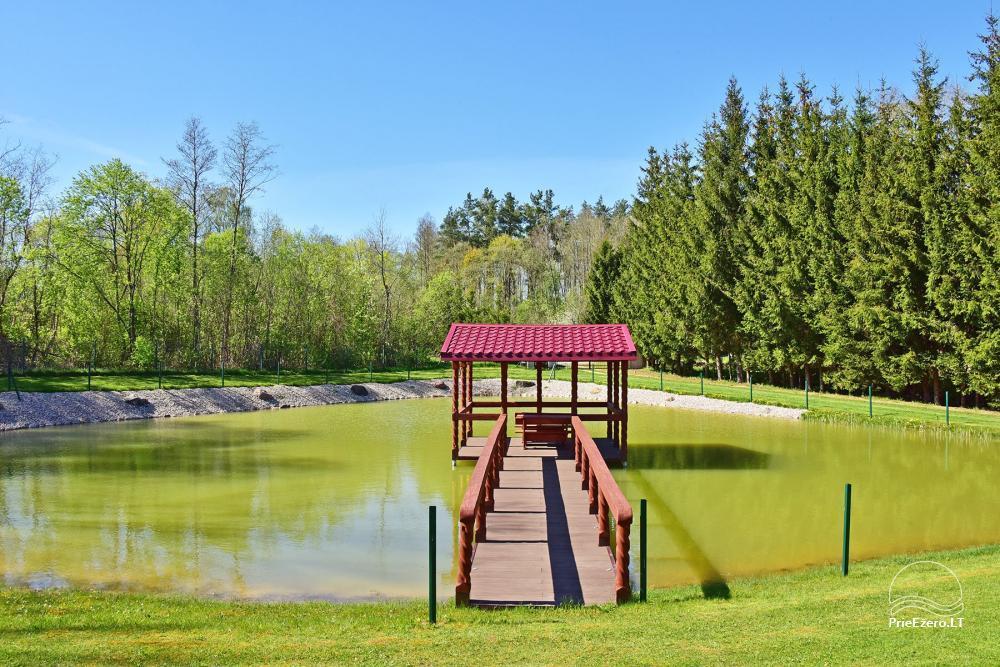 Lauku sēta pie Raša ezera - 19