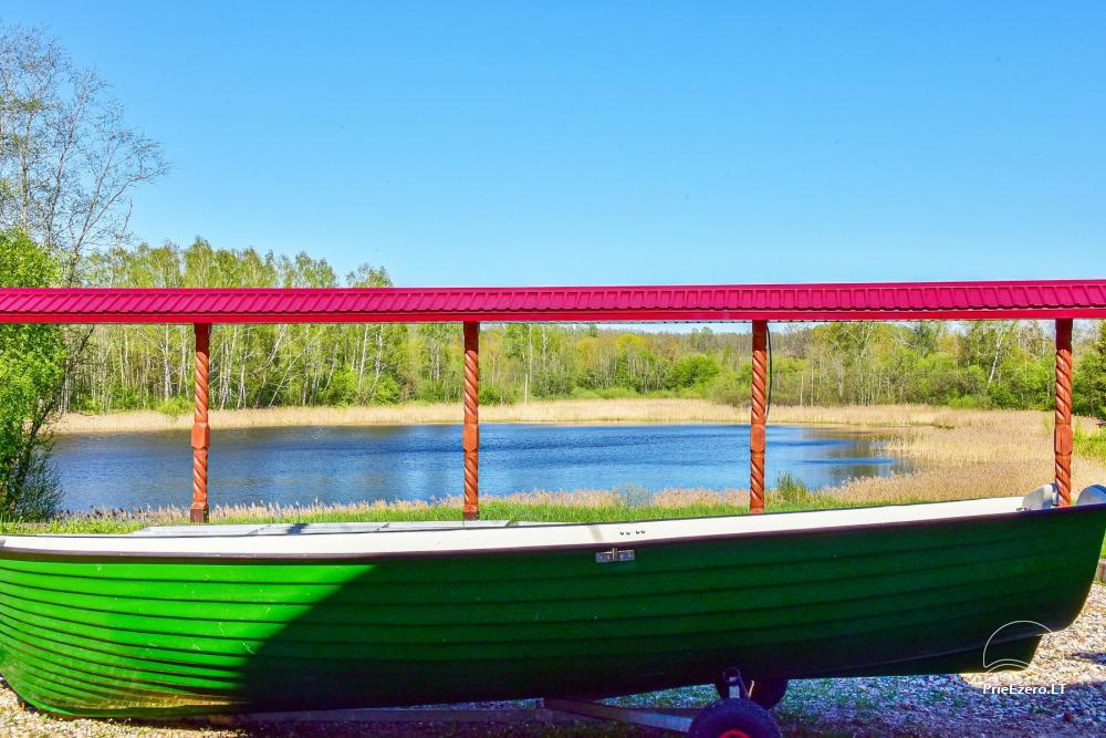 Lauku sēta pie Raša ezera - 37
