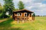 Wood house in Dvarcenai - Retreat in nature!