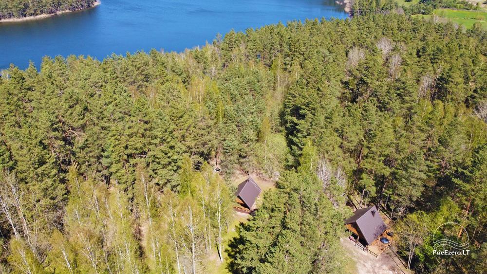 Lauku sēta ar privātu ezera krastu - 24