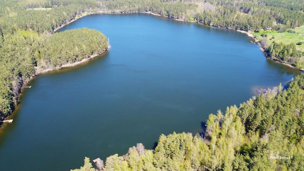 Lauku sēta ar privātu ezera krastu - 25