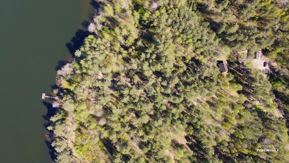 Lauku sēta ar privātu ezera krastu - 26