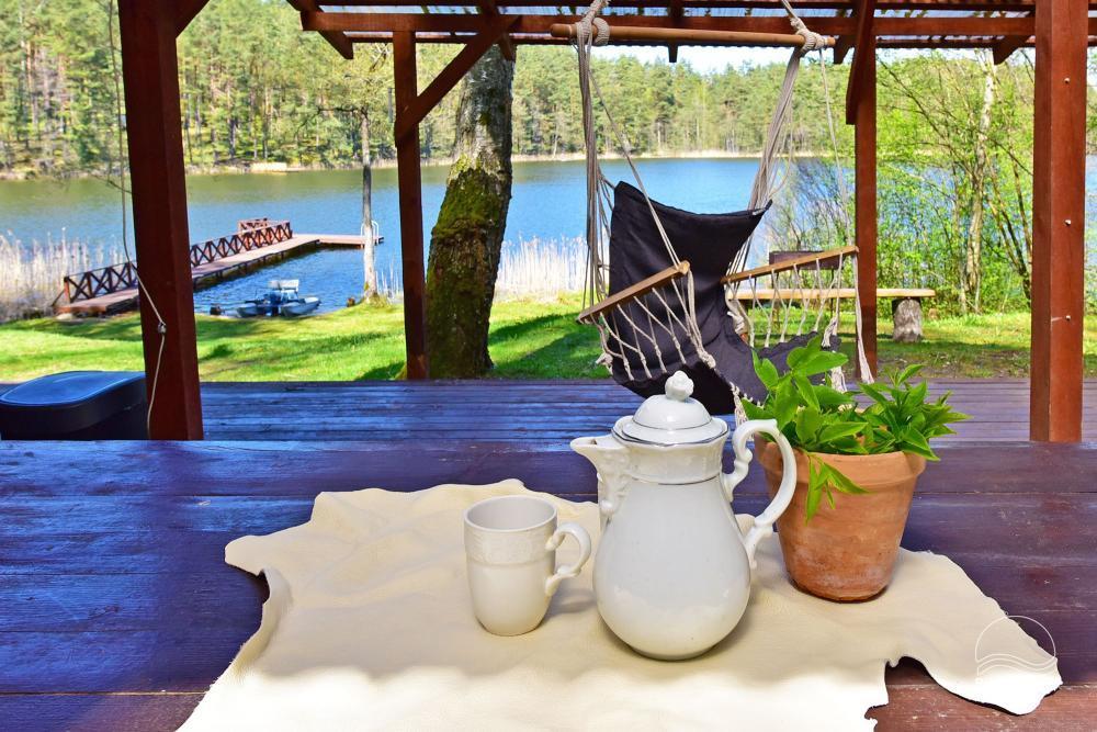 Lauku sēta ar privātu ezera krastu - 27