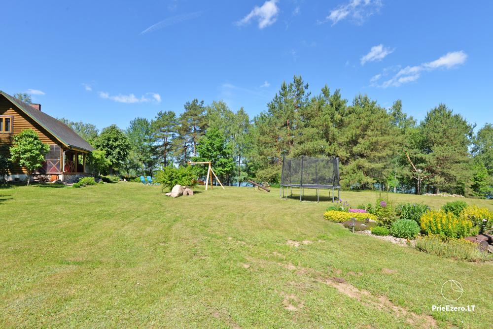 Lauku sēta pie Veisiejis Rita ezera - 15