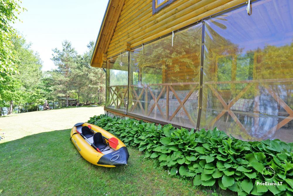 Lauku sēta pie Veisiejis Rita ezera - 17