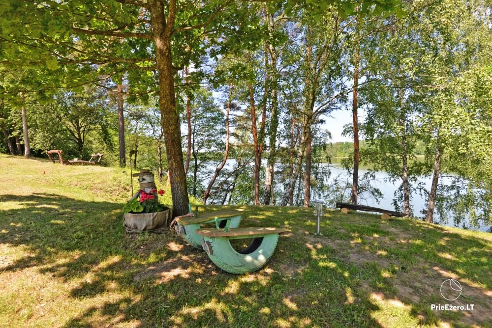 Lauku sēta pie Veisiejis Rita ezera - 29
