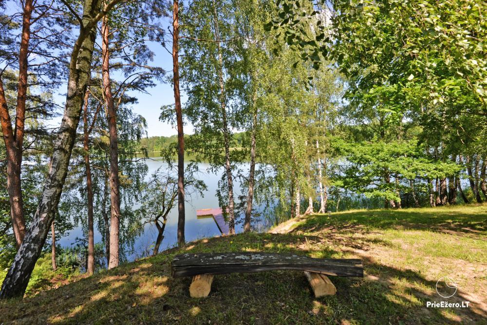 Lauku sēta pie Veisiejis Rita ezera - 28