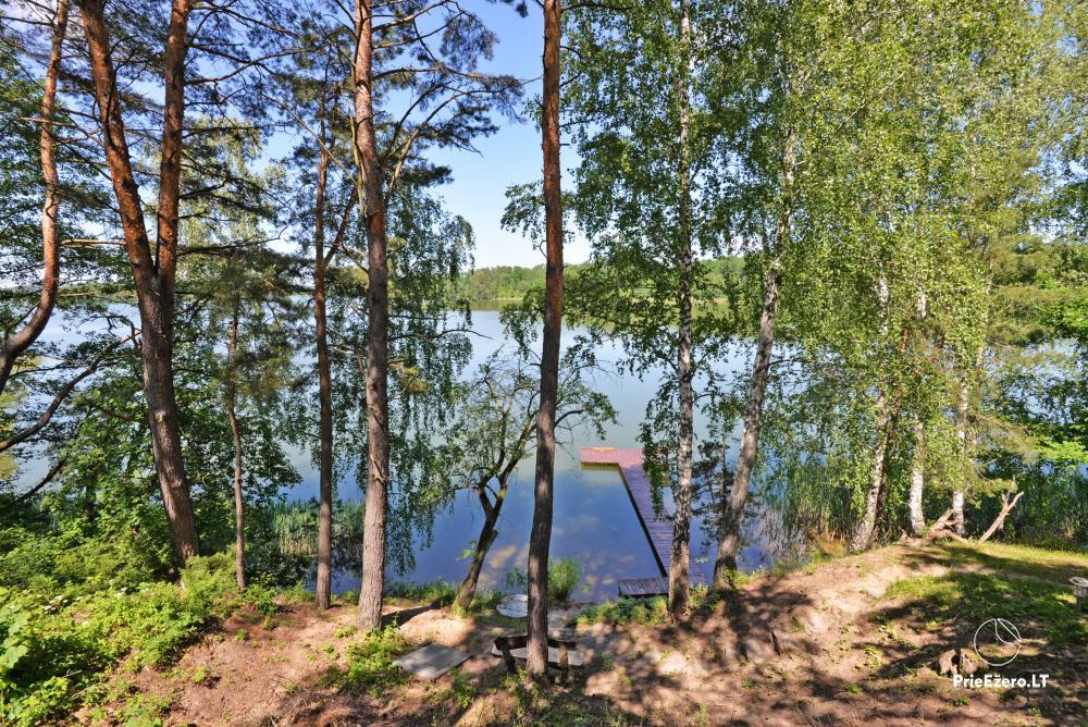 Lauku sēta pie Veisiejis Rita ezera - 27