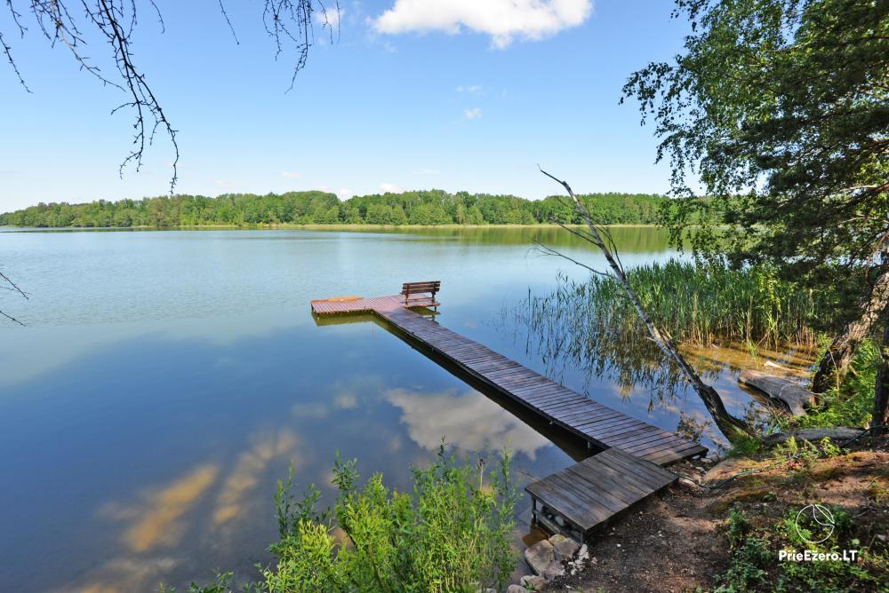 Lauku sēta pie Veisiejis Rita ezera - 36