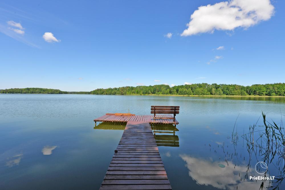 Lauku sēta pie Veisiejis Rita ezera - 35
