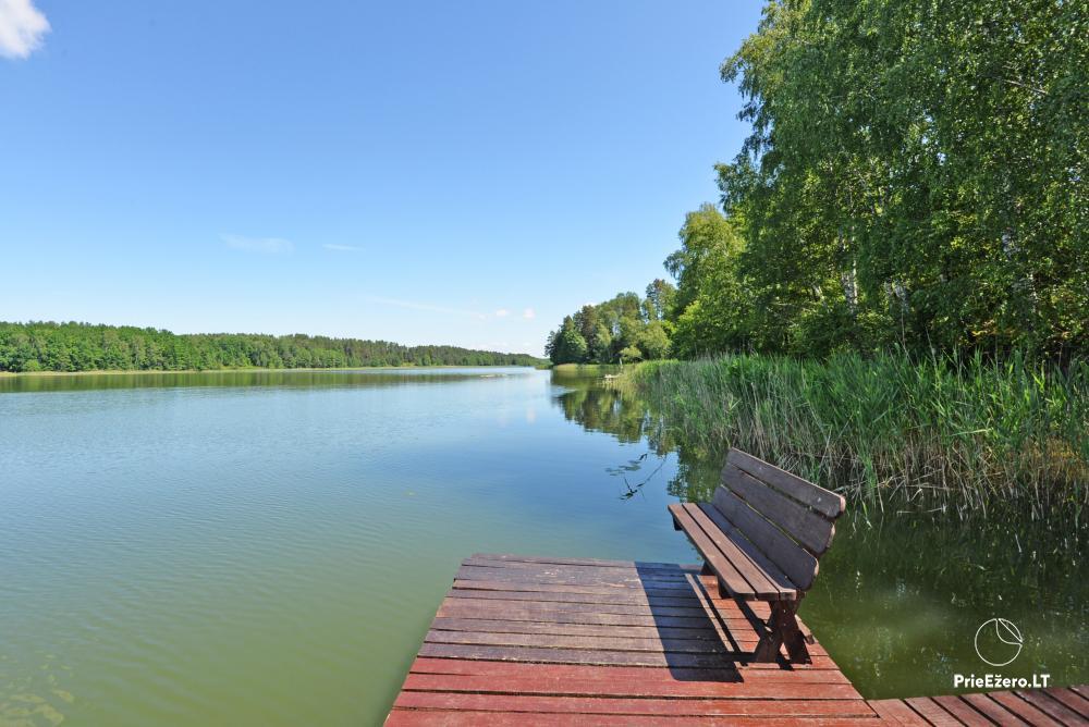Lauku sēta pie Veisiejis Rita ezera - 34