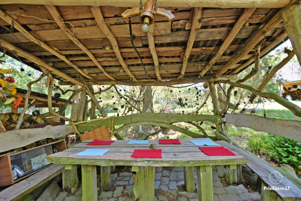 Lauku sēta pie Veisiejis Rita ezera - 24