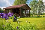 Adamas lauku māja īrē Viļņas rajonā - 4