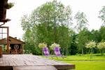 Adamas lauku māja īrē Viļņas rajonā - 5