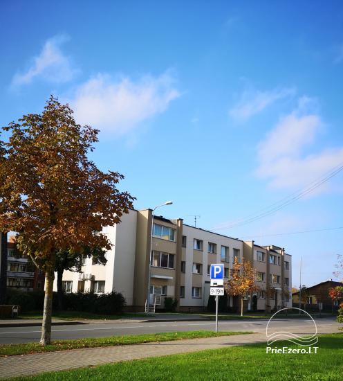 Mājīgs dzīvoklis Druskininku centrā - 8