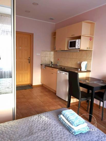 Mājīgs dzīvoklis Druskininku centrā - 3