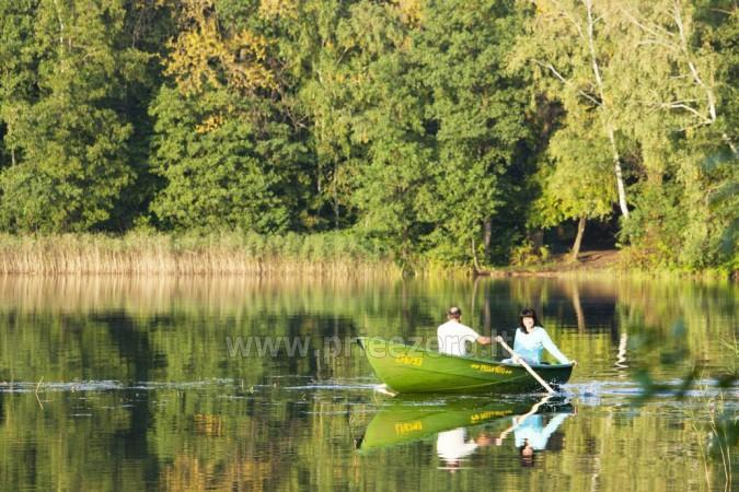 Medus pirts Trakai pie ezera Skasitis - 32