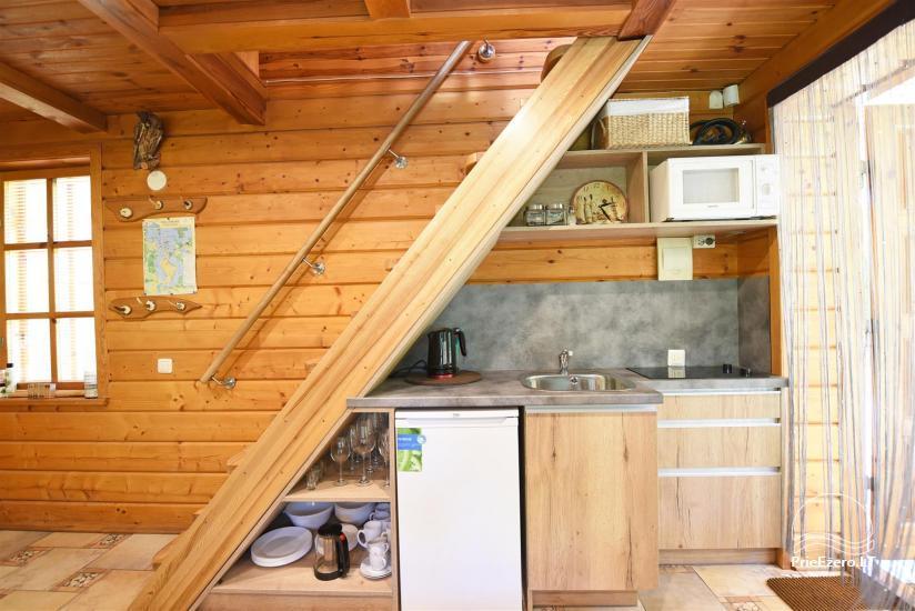 Medus pirts Trakai pie ezera Skasitis - 15