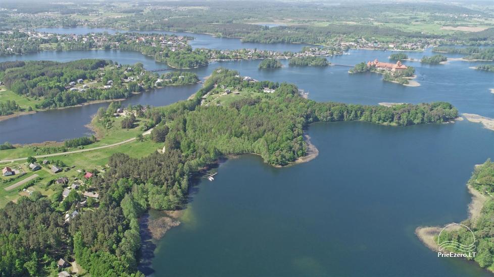 Medus pirts Trakai pie ezera Skasitis - 42